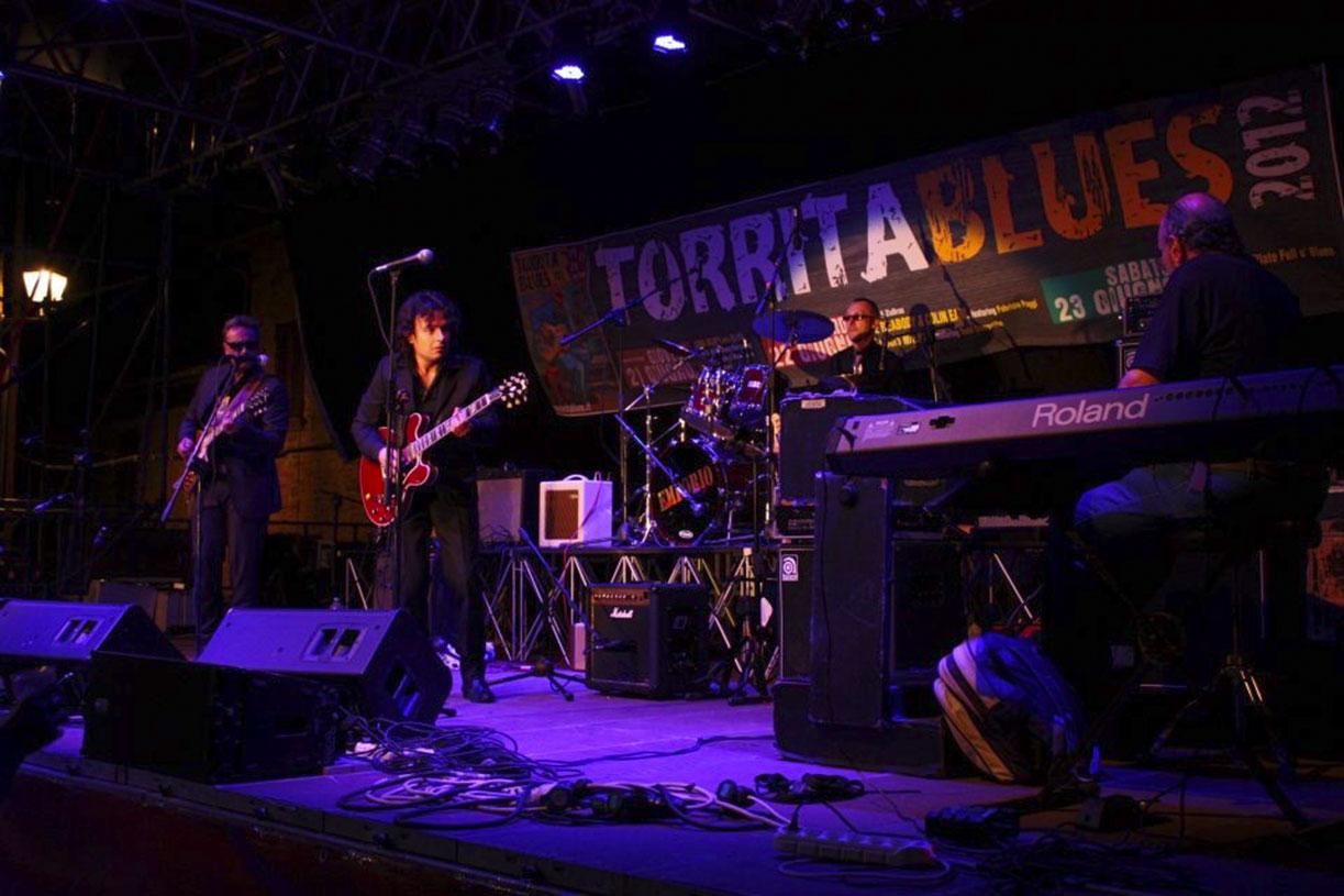 Matteo Sansonetto Project Matteo Sansonetto Blues Revue